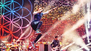Coldplay   Something Just Like This HQ HD LIVE