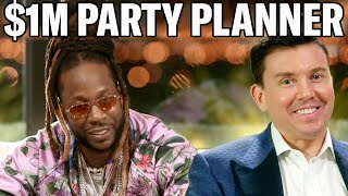 2 Chainz Meets the Most Expensivest Party Planner | Most Expensivest | GQ & VICE TV