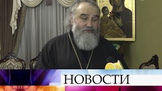 На Украине священников канонической церкви пытаются заставить участвовать в заседании раскольников.
