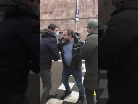 Ոստիկան ներկայացած անձինք առևանգեցին Նարեկ Մալյանին