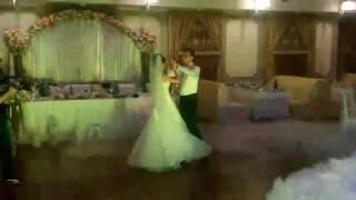 Професійна постановка весільного танцю - Назар і Оксана