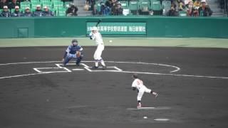 始球式選抜高校野球2017.3.24