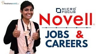 Novell  – Micro Focus Jobs,Careers,IT,Salary,Recruitment details,Eligibility