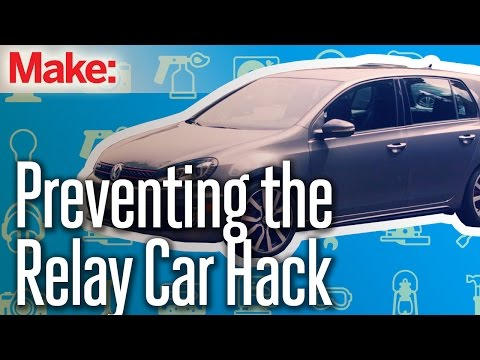 Keep Hackers Out of Your Car With This Relay Hack Blocker