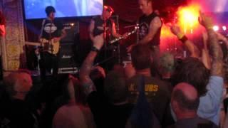 Abrasive Wheels - Burn'em Down, Rebellion Festivals 2014