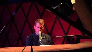 Jon McLaughlin I'LL FOLLOW YOU @ Rockwood Music Hall NYC 9/17/14