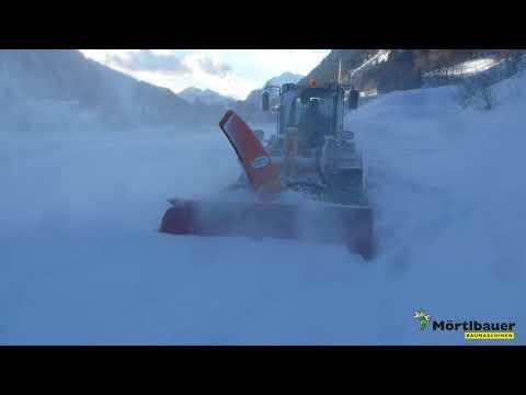 Mörtlbauer Schneefräse FF204A/1HYD
