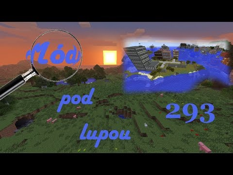 Minecraft: Módy pod lupou - Lost Cities Mod (#293)
