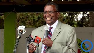 CJ David Maraga gives sermon at JKUAT, urges youth to shun drug abuse