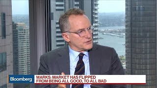 Markets Have Flipped From Being All Good to All Bad, Says Oaktree's Marks