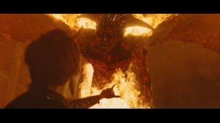 Poseidon Brother Hades Coming To Camp Half Blood Scene | Percy Jackson : The Lightning  Thief