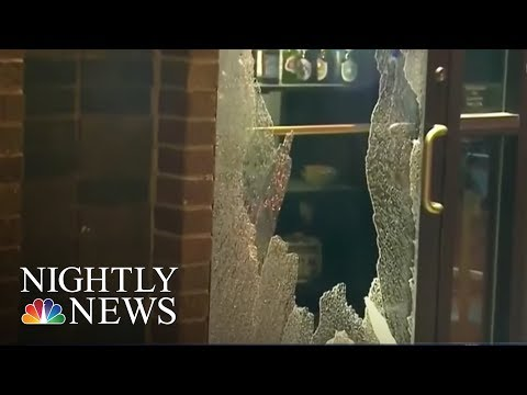 St. Louis Protests: Second Night Of Protests Turns Violent | NBC Nightly News