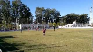 preview picture of video '2012-04-29 Carnerillo VS Las Perdices GOL AGUS MOLINA'