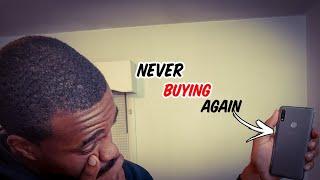 Never Buying A *BLU* Phone Again!