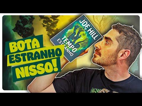 TEMPO ESTRANHO (sem spoilers) | Joe Hill