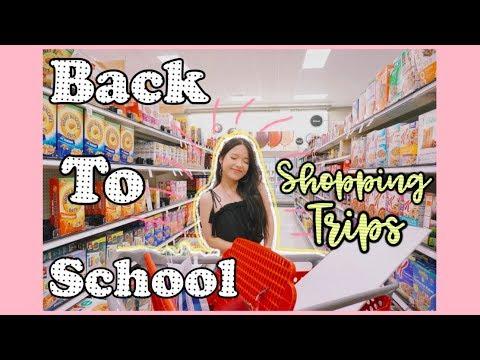 [BACK TO SCHOOL VLOG] 😜 ĐI MUA SẮM CHO NĂM HỌC MỚI CÙNG TRÂN NÀOO 🎒 Target + IKEA ✨  Diane Le