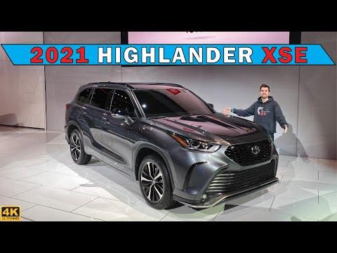 External Review Video SSTGvkbTKmw for Toyota Highlander Crossover SUV (4th gen, XU70)