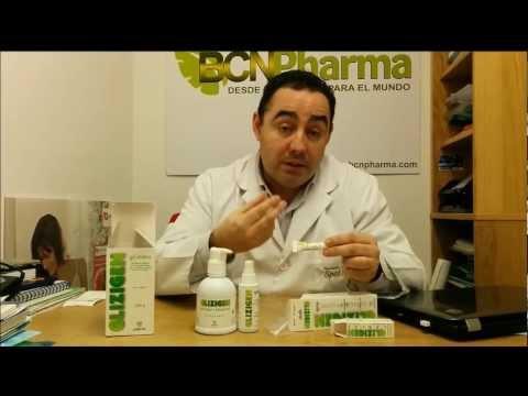Glizigen gel intimo, Glizigen crema labial y spray intimo