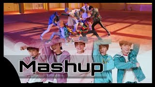 txt crown and bts dna mashup - TH-Clip