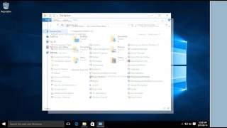 ✔️ Windows 10 - How to Find the Control Panel - Traditional Control Panel in Windows 10