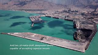 Saqr Port and Free Zone Commercial Short Wrap (2019)