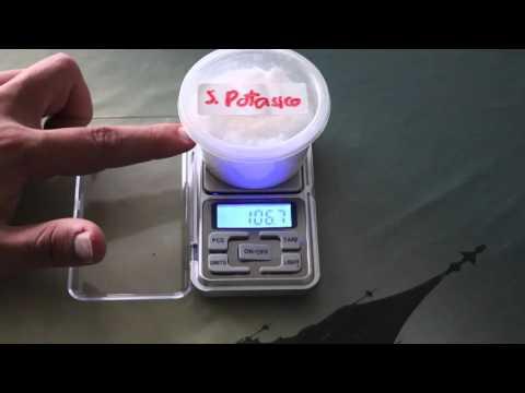 Review: Peso digital de bolsillo 0.1g - 500g || AquaTips