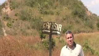 preview picture of video 'RALLY CAMINOS FRONTERIZOS 2009-CRUCE MACASIA-ELIAS PIÑA, REPUBLICA DOMINICANA.'