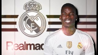 Paul Pogba REJECTS CONTRACT as he pushes for Real Madrid transfer | The Football Terrace