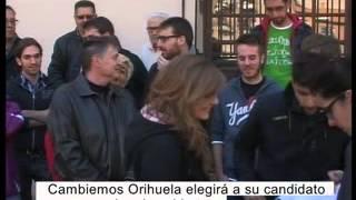 preview picture of video 'Cambiemos Orihuela se presenta como una alternativa participativa y plural'
