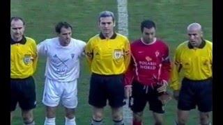 Albacete 1 - Murcia 0. Temp. 03/04. Jor. 25