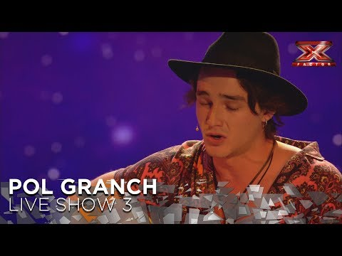 Pol Granch Enamora A Laura Pausini Con 'Perfect' De Ed Sheeran | Directos 3 | Factor X 2018