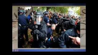 Police Pepperspray UC Davis STUDENTS! 9 minutes of BRUTALITY! POLICE WAR on OCCUPY!
