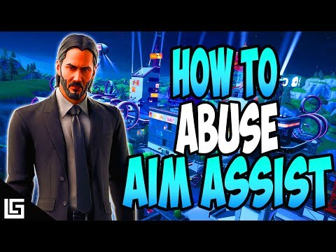 Download How To Abuse Aim Assist Improve Your Aim Ps4 Xbox Fortnite