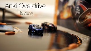 Anki Overdrive Smartphone Car Racing App.