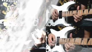 The Final Countdown Guitar Cover   Europe (HD)