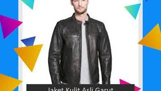 jaket kulit asli Jual Jaket Kulit Domba Asli Garut Murah Model Jaket Kulit  2019 7216fbd991