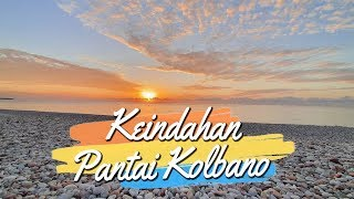 Keindahan Pantai Kolbano di Nusa Tenggara Timur, Ada Batu Raksasa 'Fata Un'