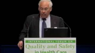 Don Berwick – What Patient Centred Care Really Means