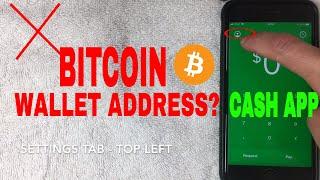 Wie man Bitcoin-Wallet-Adresse auf Cash-App wechselt