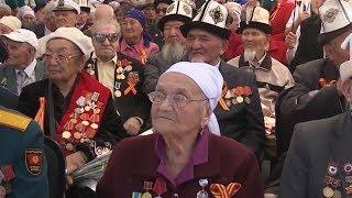 Киргизия 10 сом 2020 70 лет победы