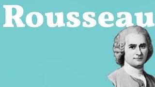 Jean-Jacques Rousseua, el pensador avanzado  que anticipa los cambios revolucionarios