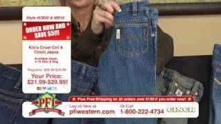 Cinch Jeans For Children And Cruel Girl Kids Jeans