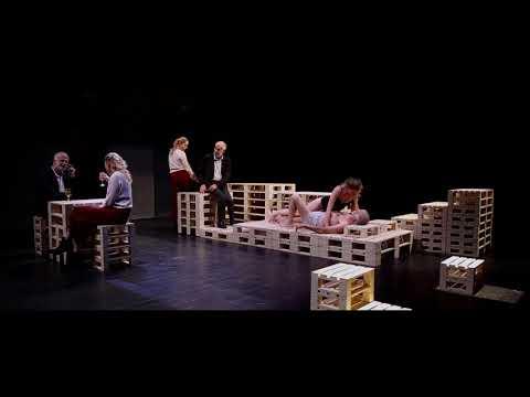 Προεσκόπηση βίντεο της παράστασης Heisenberg.