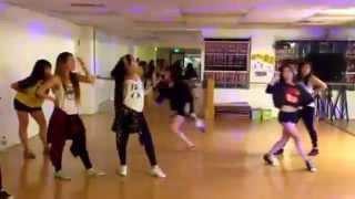 """Whatcha doin today"" danced by unos dance studio"