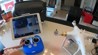 DJI Phantom 3 Pro Uçuş Ayarlar DJI GO Simulator 1