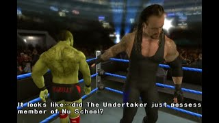 8 WWE Video Game Moments That Were Flat Out Weird