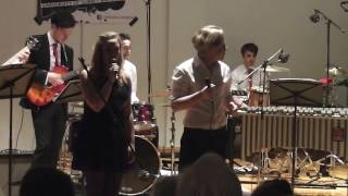 Frank Sinatra - The Lady is a Tramp (Performed with University of Surrey Big Band)