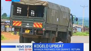 K'ogelo village is upbeat for the 'Return-of-Obama'