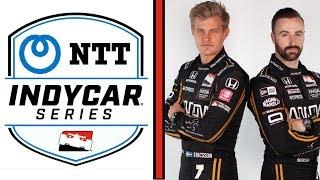 NTT INDYCAR TITLE SPONSOR | ARROW SPONSORS 3 CARS -- This Week in Racing - IndyCar Edition