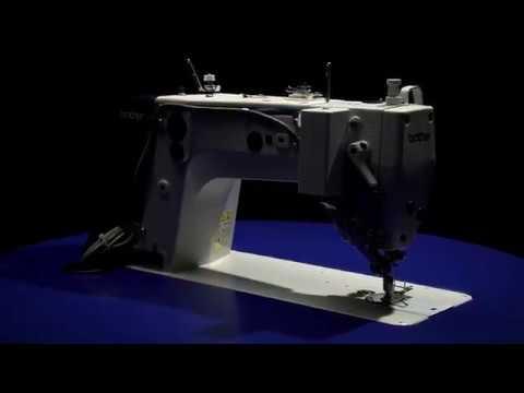 Einnadel-Steppstich Nähmaschine S-7300A
